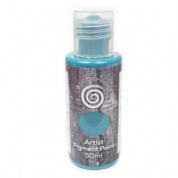 Cosmic Shimmer - Artist Pigment Paints - Cobalt Teal Hue by Andy Skinner